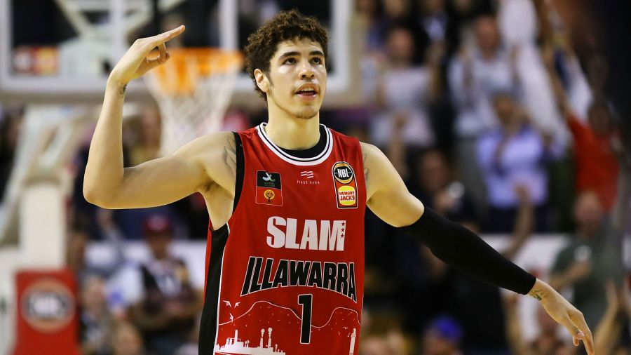 Lamelo Ball On Young Prospects Joining Nbl To Prepare For