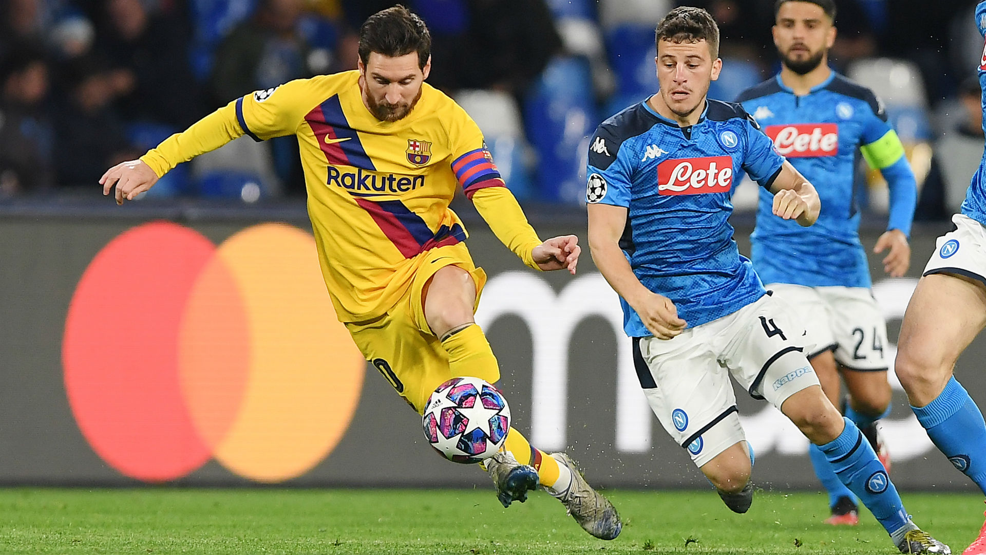 What Channel Is Barcelona Vs Napoli On Today Tv Schedule