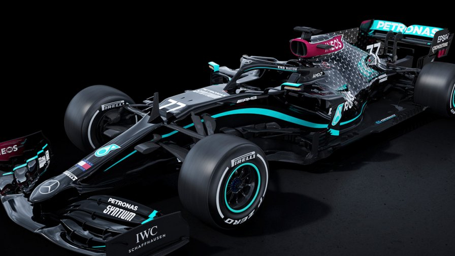 Photo of Why Mercedes F1 vehicles are black in 2020: Looks for Lewis Hamilton & Valtarri Bottas, defined