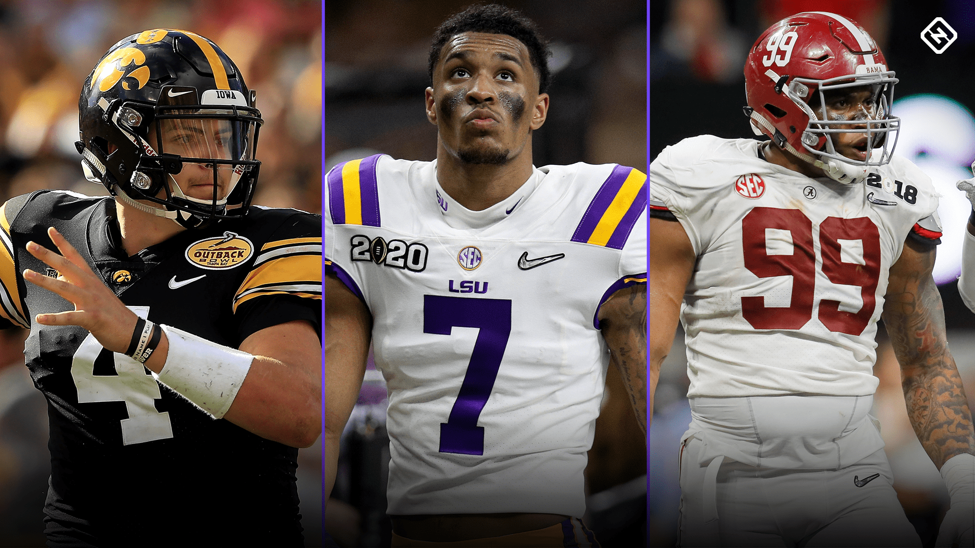Bears mock draft 2020: Chicago bolsters defense with first two picks