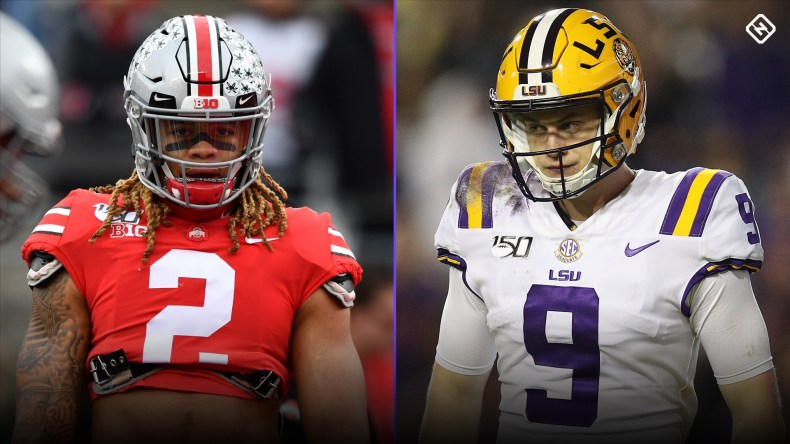 Chase Young or Joe Burrow? Bengals already tipping their hand on ...