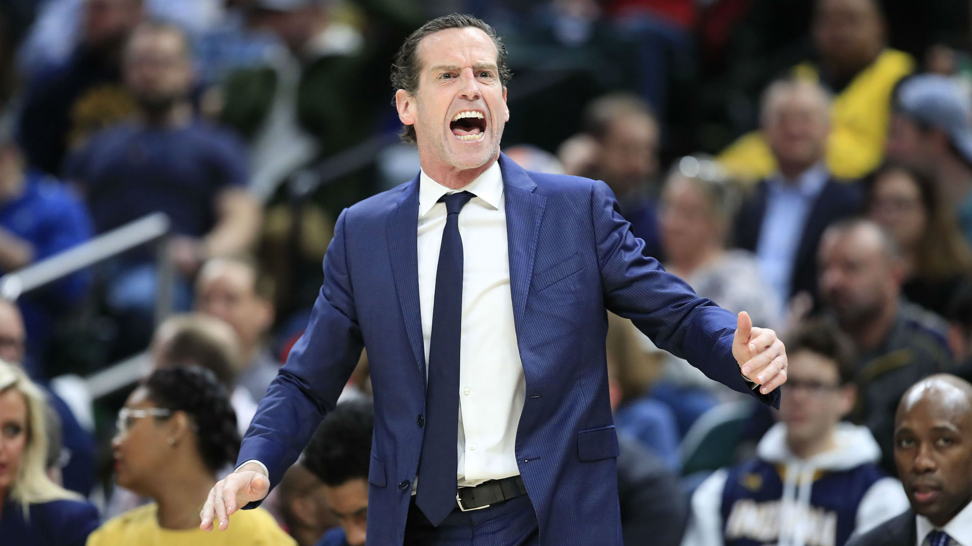 Why did the Nets shockingly part ways with coach Kenny Atkinson?