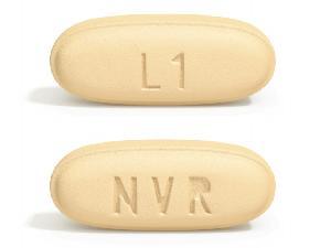 NVR L1 Pill - Entresto sacubitril 49 mg / valsartan 51 mg