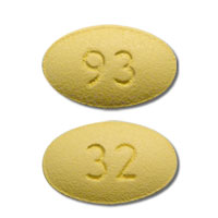 93 32 Pill - oxycodone 40 mg