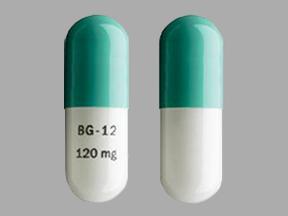 BG-12 120 mg Pill - Tecfidera 120 mg
