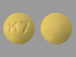 K 7 - Pill Identification Wizard | Drugs.com