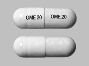 OME 20 OME 20 Pill - omeprazole 20 mg