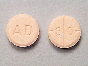 AD 30 Pill - Adderall 30 mg