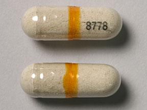 8778 Pill - Reguloid psyllium 0.52 g