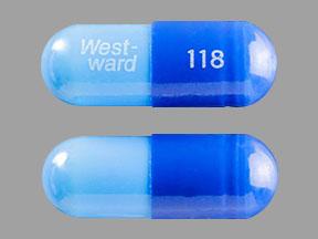 E 118 - Pill Identification Wizard | Drugs.com