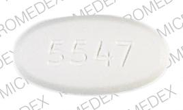 5547 DAN DAN Pill - sulfamethoxazole/trimethoprim 800 mg ...