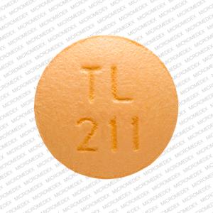 TL 211 - Pill Identification Wizard | Drugs.com