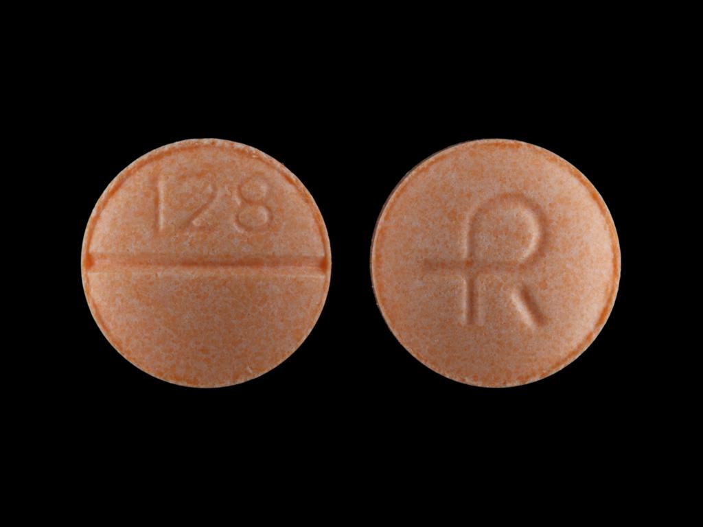 128 R Pill - clonidine 0.2 mg