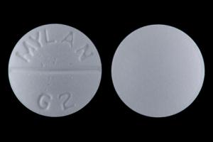MYLAN G2 Pill - glipizide 10 mg