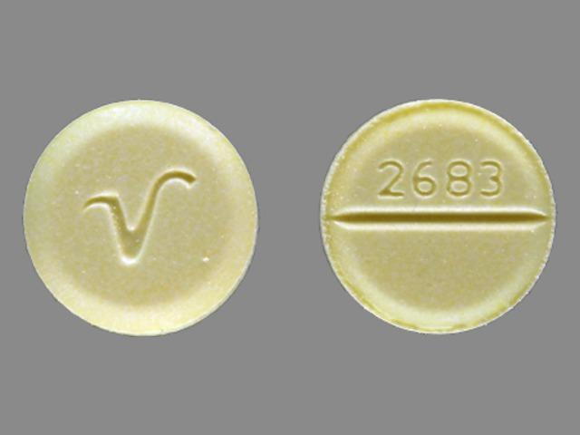 V Yellow - Pill Identification Wizard | Drugs.com