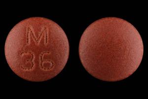 M 36 Pill - amitriptyline 50 mg