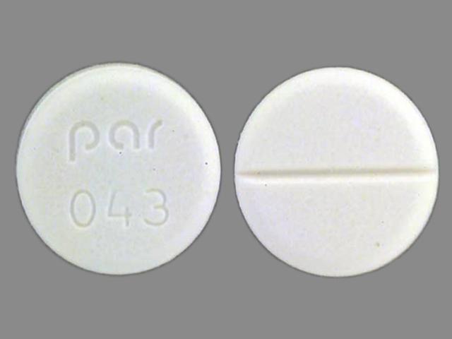 P 043 - Pill Identification Wizard | Drugs.com