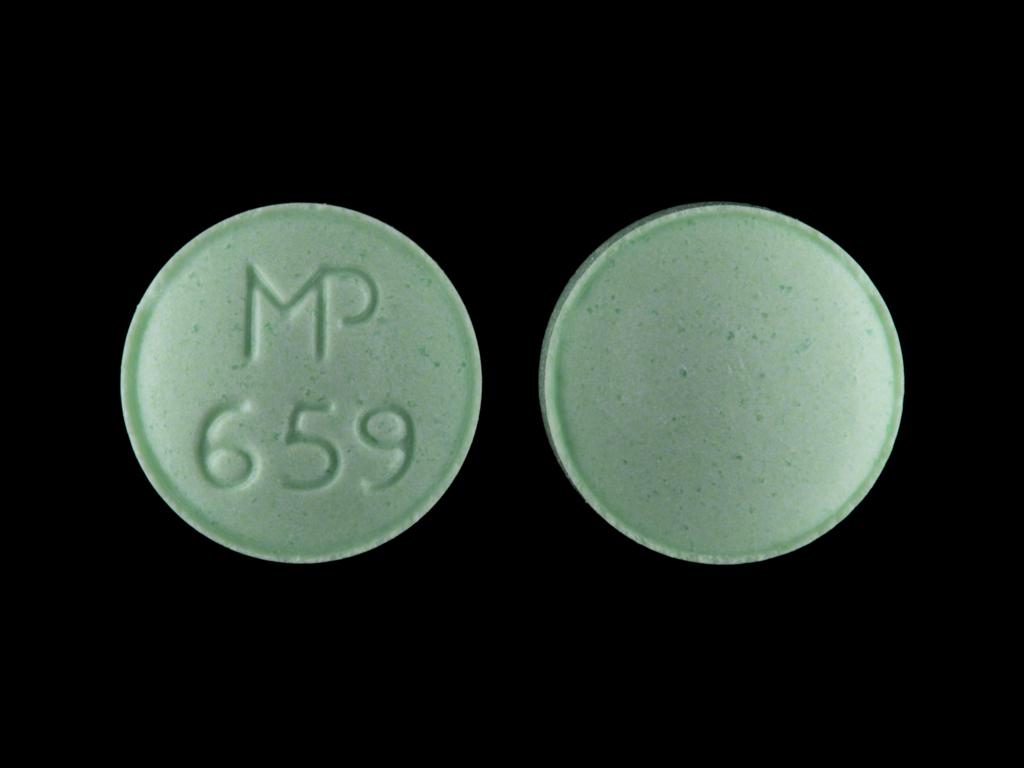 MP 659 Pill - clonidine 0.3 mg