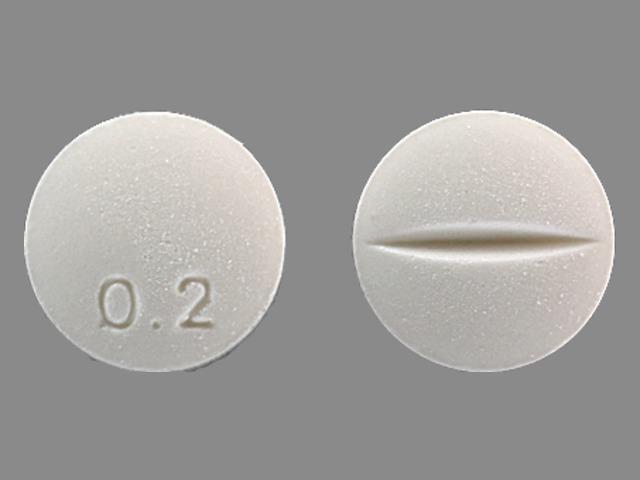 0.2 Pill - desmopressin 0.2 mg