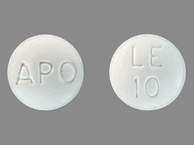 APO LE 10 Pill - leflunomide 10 mg