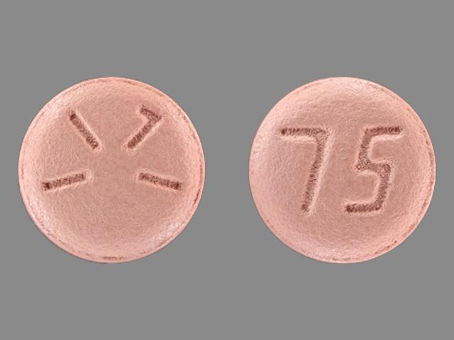 75 1171 Pill - Plavix 75 mg
