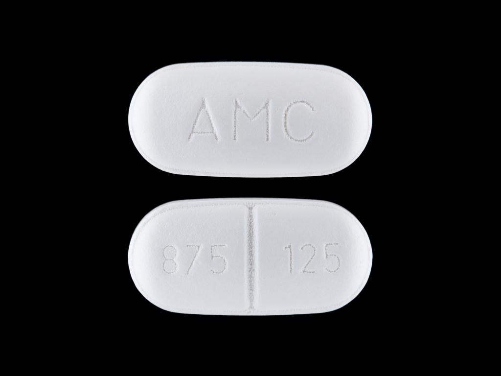 Amox Clav 875 125 Mg Tablet Strep Throat  Navigation