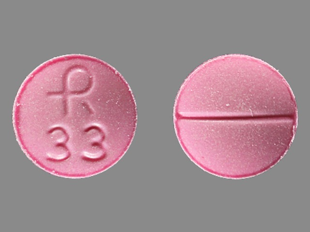 R33 Pink And Round - Pill Identification Wizard   Drugs.com