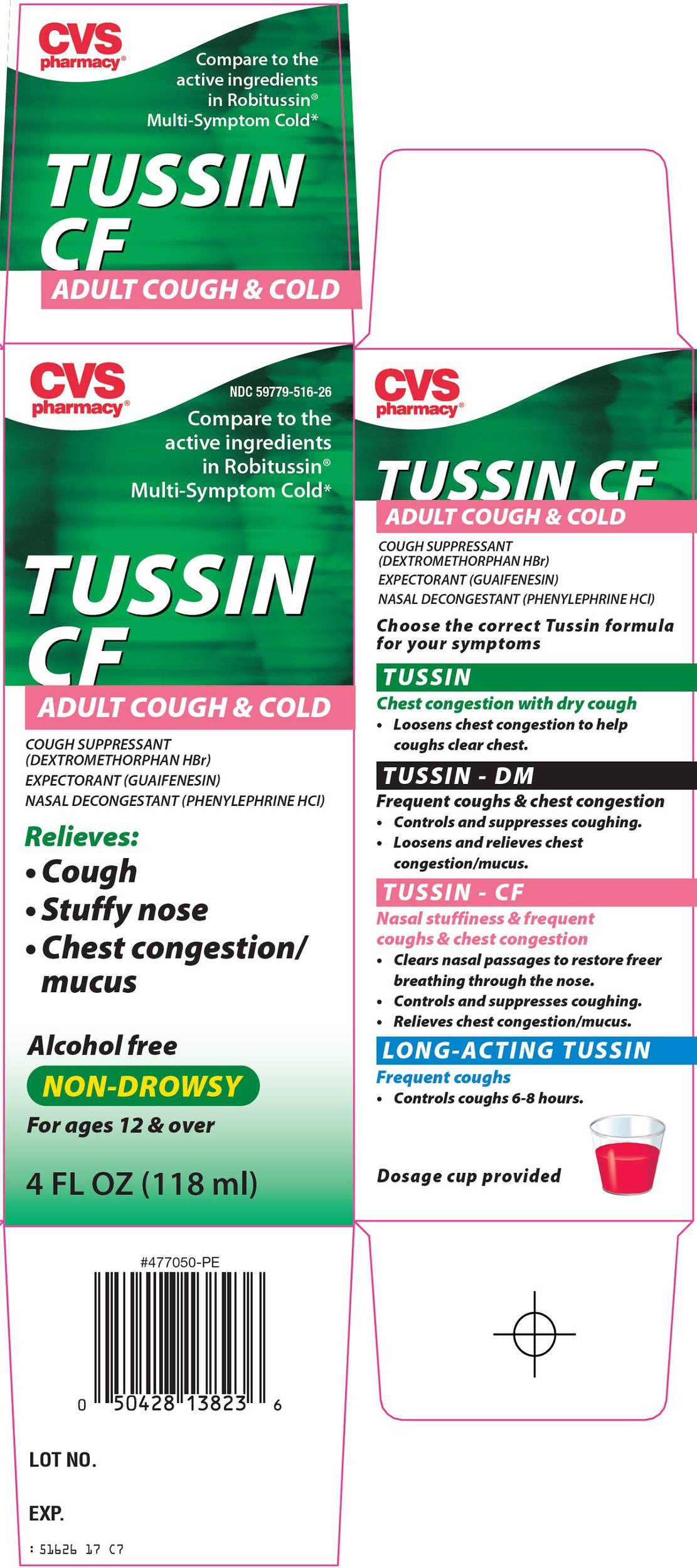 Phenylephrine and Guaifenesin Liquid - Pictures