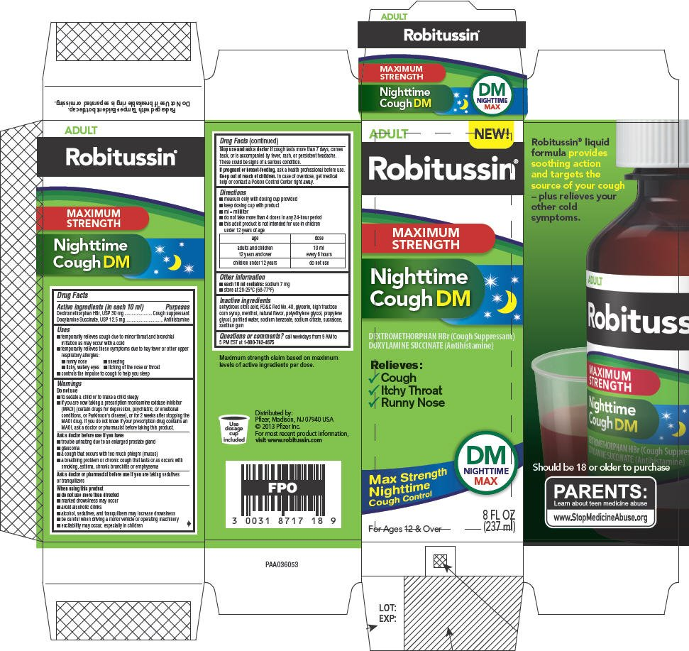 Robitussin Dm High How Long