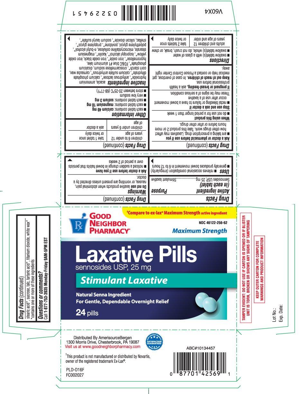 Laxative pills maximum strength (AmerisourceBergen (Good ...