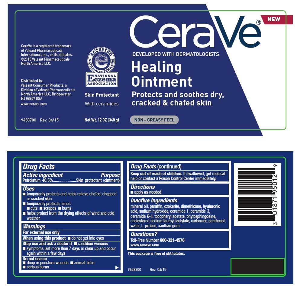 CeraVe Healing (Valeant Pharmaceuticals North America LLC ...
