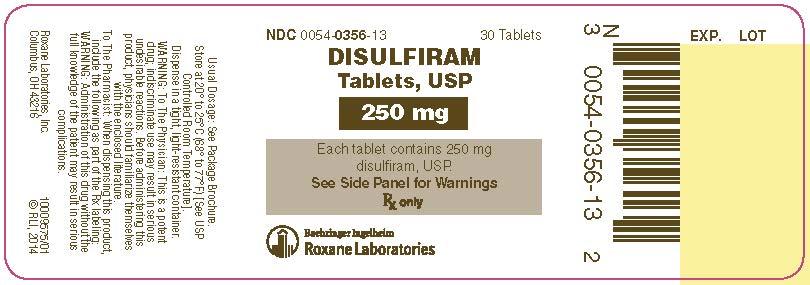 Disulfiram - FDA prescribing information side effects and ...