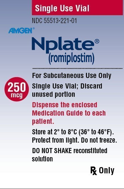 Nplate - FDA prescribing information side effects and uses