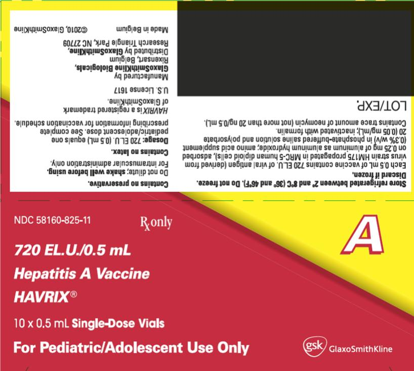 Havrix - FDA prescribing information side effects and uses