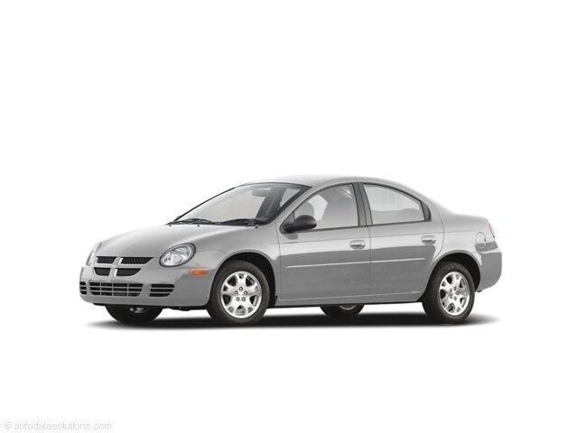 hight resolution of used 2005 dodgeneon sxt sedan