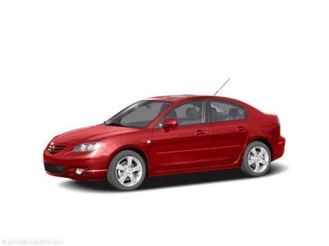 medium resolution of 2005 mazda mazda3 sedan