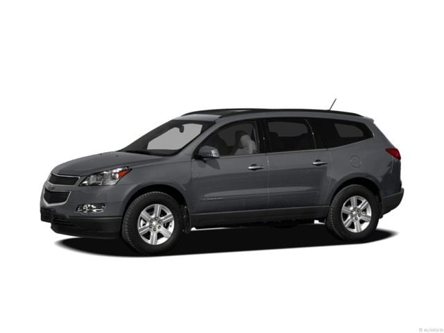 hight resolution of used 2012 chevrolettraverse 1lt suv