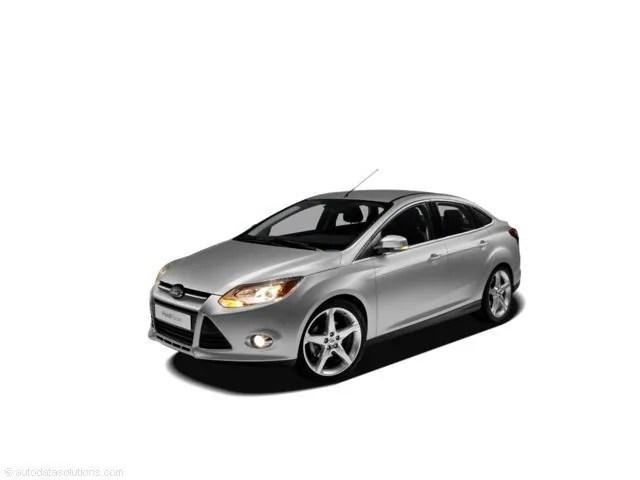 medium resolution of used 2012 fordfocus sel sedan