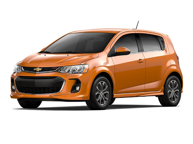 2018 Chevrolet Sonic Hatchback  Decatur