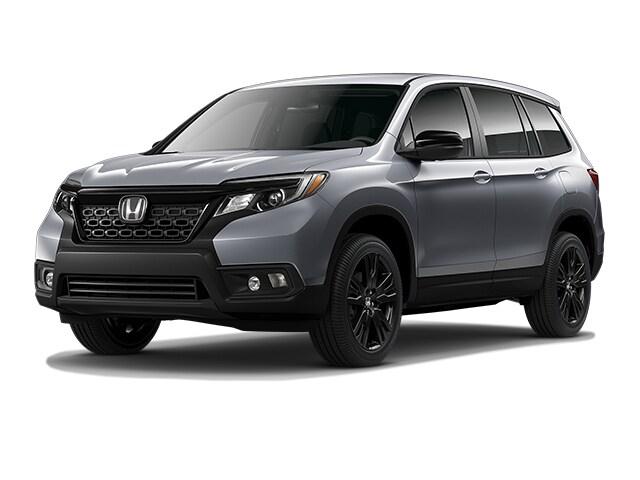2019 Honda Passport SUV Digital Showroom | Windsor Honda