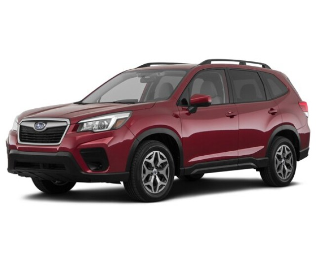 New 2019 Subaru Forester Premium Suv In Jamestown Ny