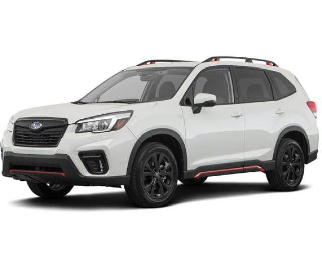 New 2019 Subaru Forester Sport Suv Noth Olmsted