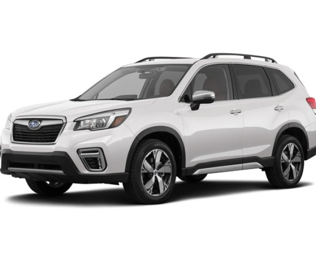 New 2019 Subaru Forester Touring Suv Near Fergus Falls
