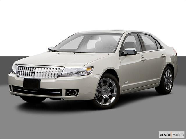 hight resolution of used 2008 lincolnmkz base sedan