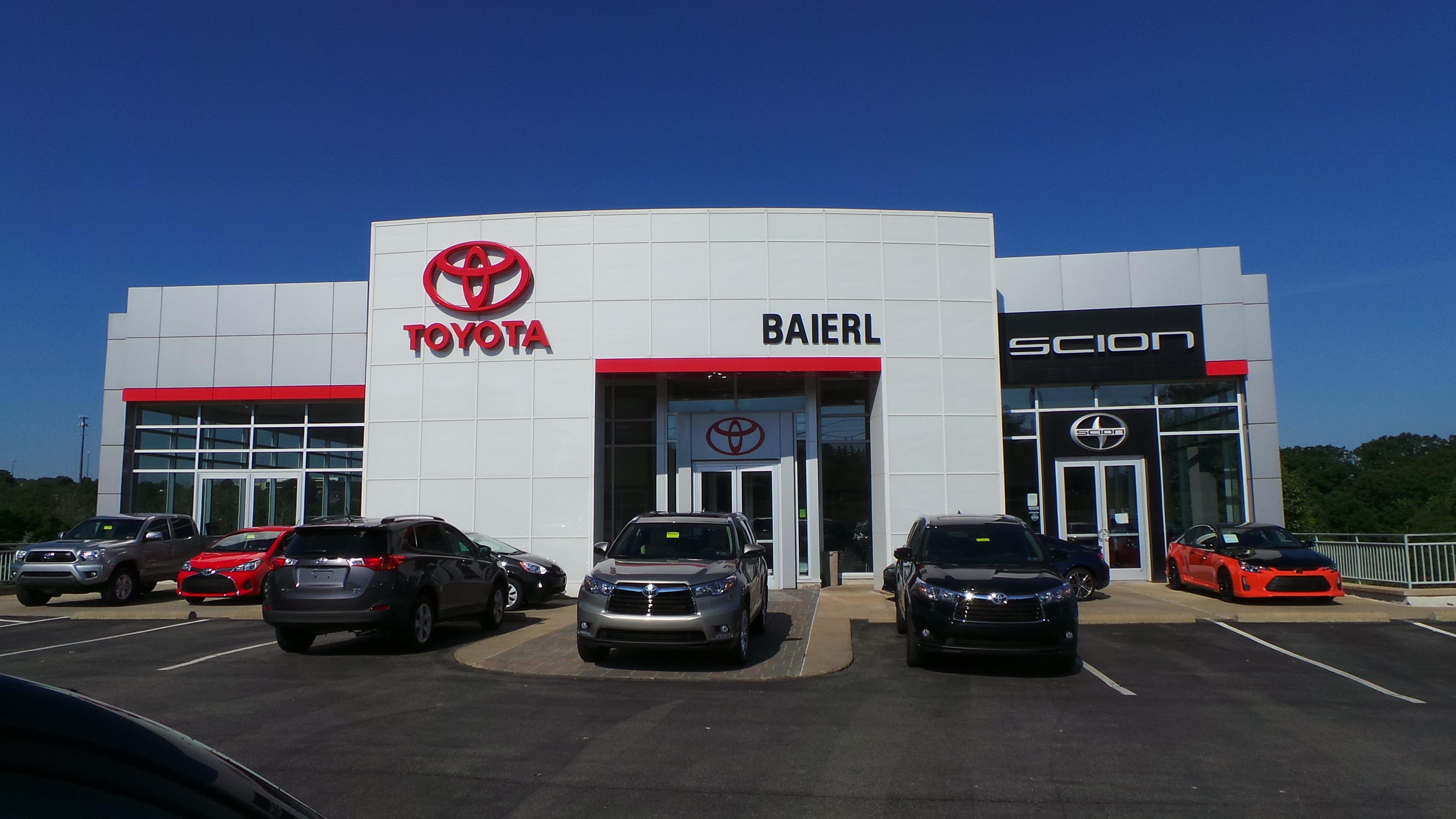 Toyota Dealership Cranberry Twp PA