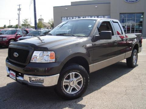 Used 2005 Ford F150 XLT SuperCab 4x4 For Sale Stock