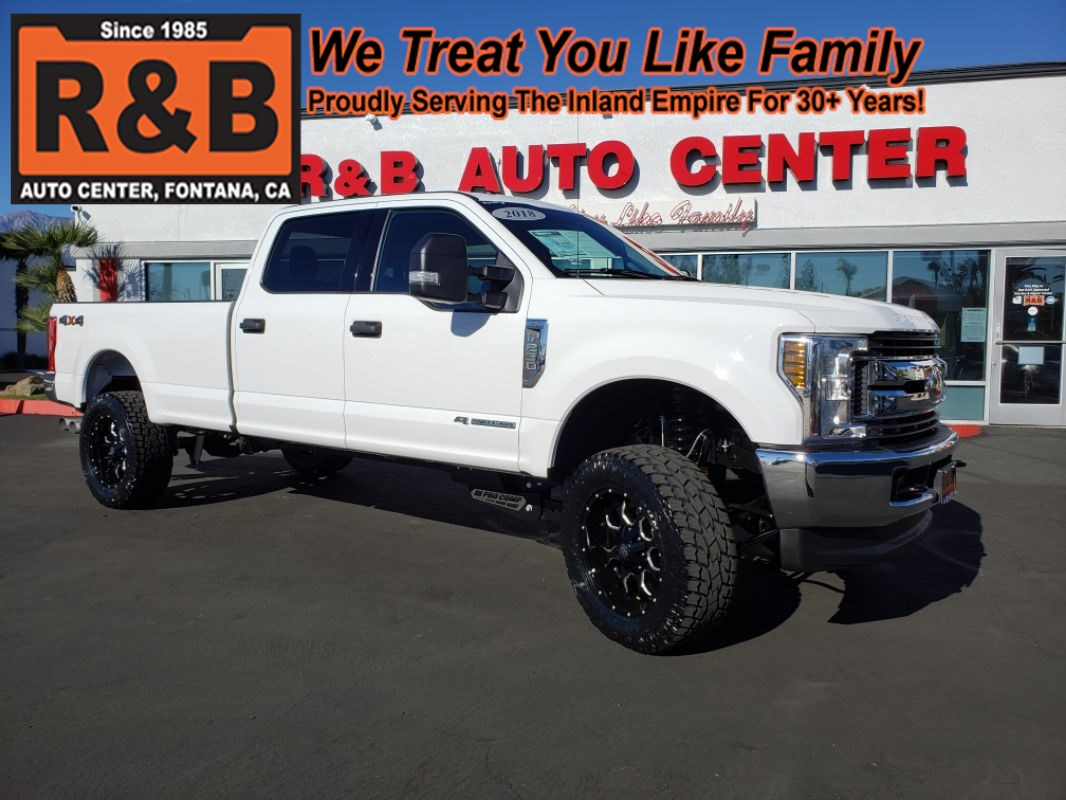 hight resolution of 2018 ford super duty f 250 diesel lifted 4x4 xlt