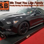 Sold 2015 Ford Mustang Ecoboost Special Offer On This Vehicle In Fontana