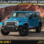 Used 2015 Jeep Wrangler Unlimited Freedom Edition In Santa Ana