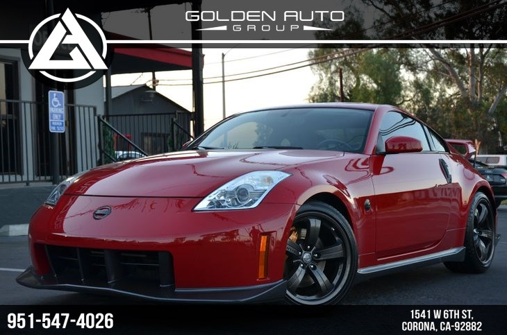 sold 2007 nissan 350z